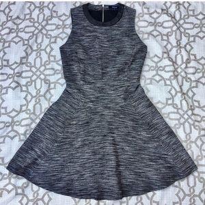Madewell Anywhere Tweed Dress